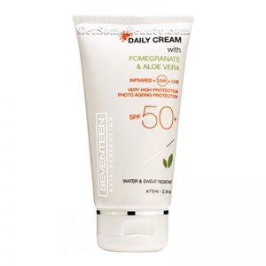 Seventeen Daily Cream SPF 50+