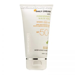 Seventeen Daily Cream SPF 50+ Tinted