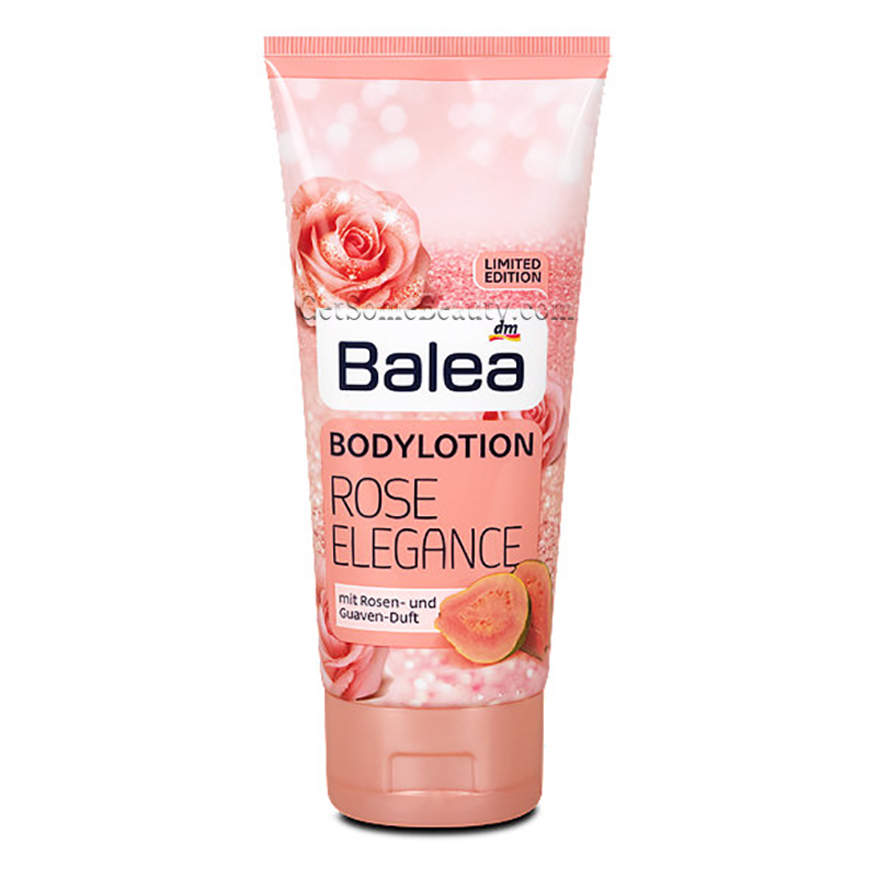 balea body lotion rose elegance 200 ml get some beauty. Black Bedroom Furniture Sets. Home Design Ideas